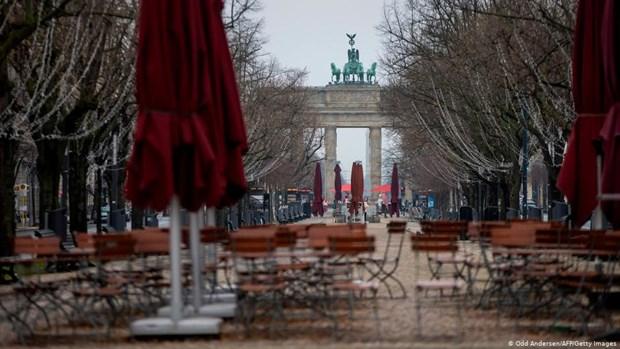 Kinh tế châu Âu chịu nhiều ảnh hưởng do các lệnh phong tỏa. (Ảnh: AFP/Getty)