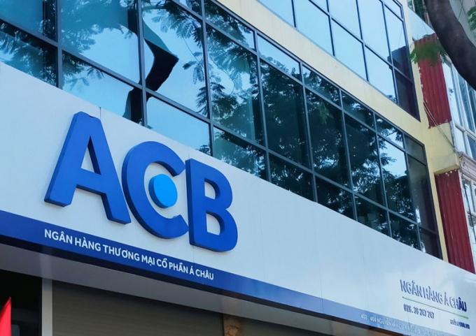 Tuần qua, VSD đã chuyển quyền sở hữu hơn 1,1 triệu cổ phiếu ACB cho các nhà đầu tư. (Ảnh minh họa)