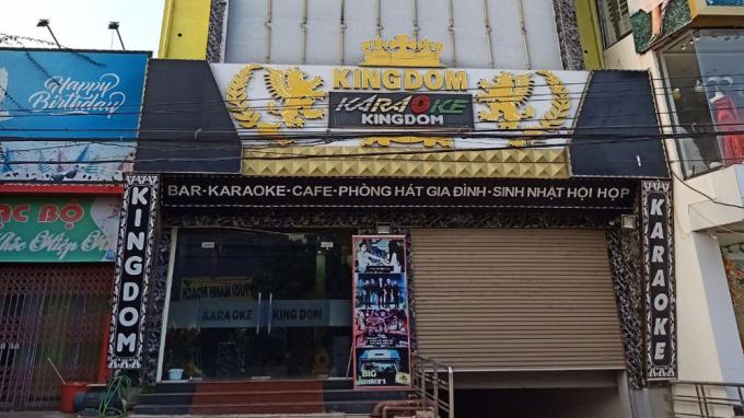 Từ 12 giờ ngày 03/5, các cơ sở kinh doanh dịch vụ karaoke tạm dừng hoạt động để phòng, chống dịch. Ảnh tư liệu.