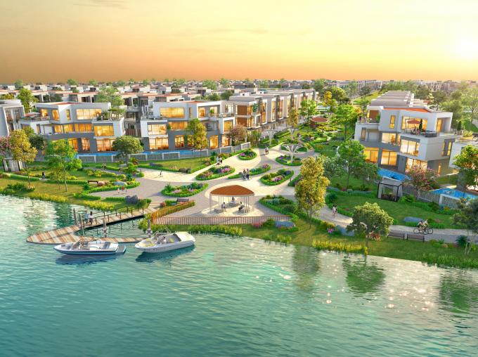 Aqua City kỳ vọng thỏa mãn nhu cầu sống xanh chất lượng của cư dân thời 4.0.