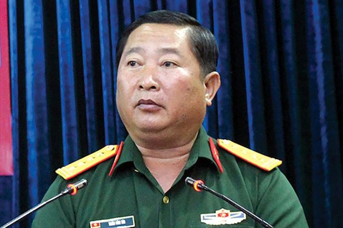 Thiếu tướng Trần Văn Tài, Đảng ủy viên, Phó Tư lệnh Quân khu 9