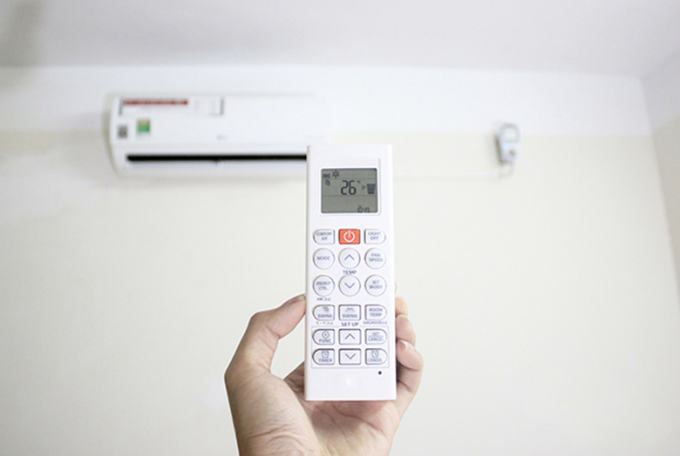 EVNHANOI khuyến nghị khách hàng để nhiệt độ điều hòa từ 26⁰C trở lên