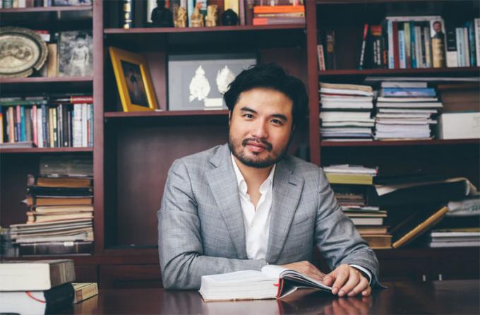 Ông Đỗ Minh Ngọc. Ảnh: Báo Dân Việt.