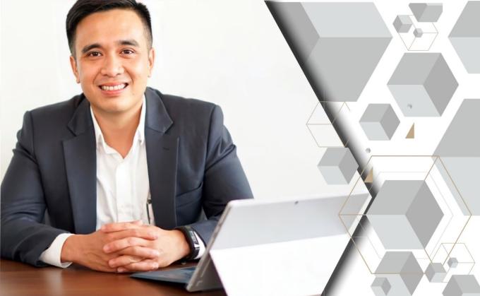 Dược sĩ Nguyễn Luy Xít - Phó Tổng Giám Đốc
