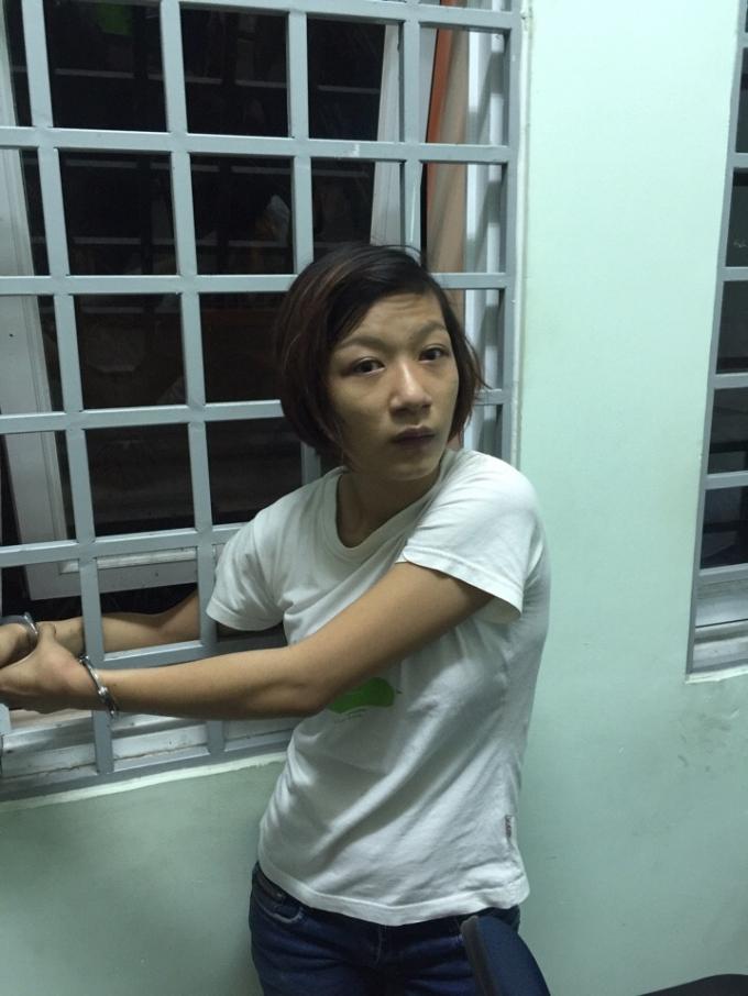 Đối tượng Trần Thị Kim Yến.