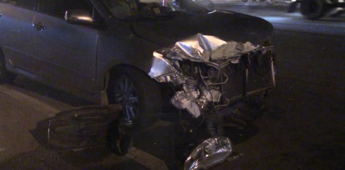 Vụ tai nạn đã khiến ít nhất 3 người bị thương