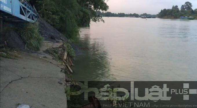 2 học sinh đã bị đuối nước khi tăm sông