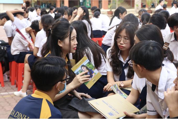 Năm 2021, đông đảo thí sinh đăng ký xét tuyển hệ đại học chính quy vào 14 ngành học đào tạo tại trường Đại học Gia Định.