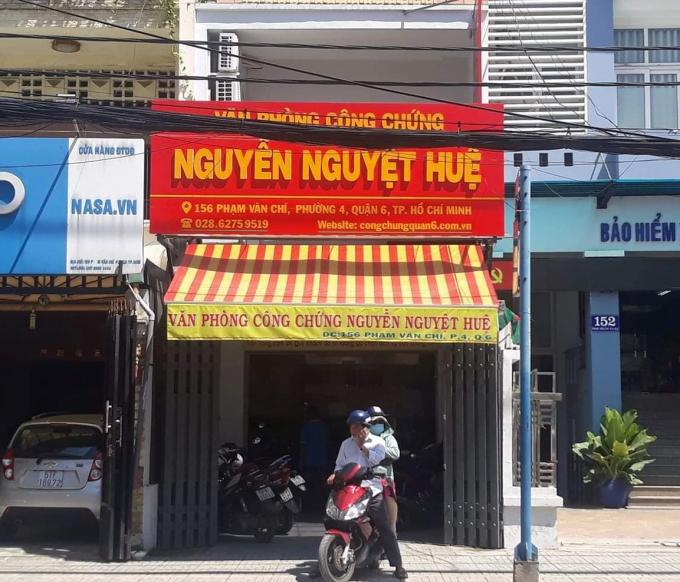 VPCC Nguyen nguyet hue