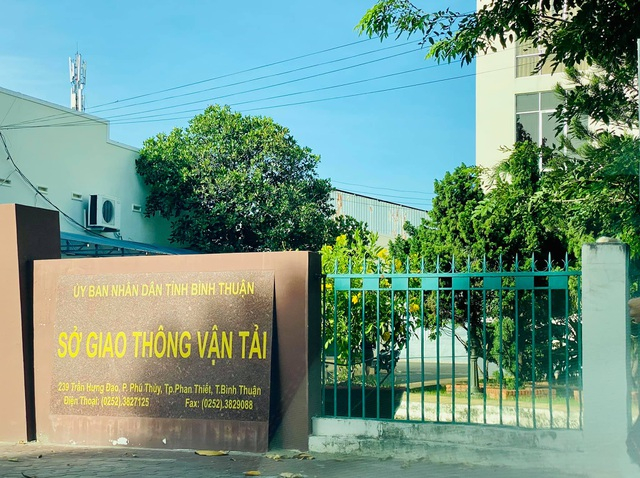 Thu hồi hơn 700 triệu đồng tiền phụ cấp kiêm nhiệm quản lý dự án tại Sở Giao thông tải Bình Thuận.