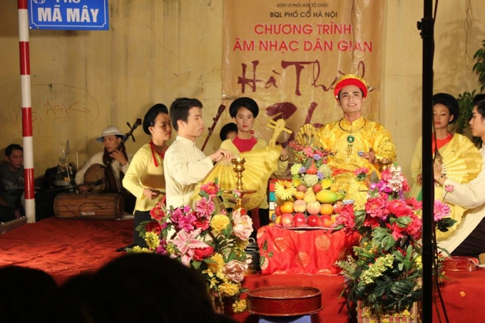 Vẻ đẹp con người Việt Nam (ảnh Thanh Huyền)