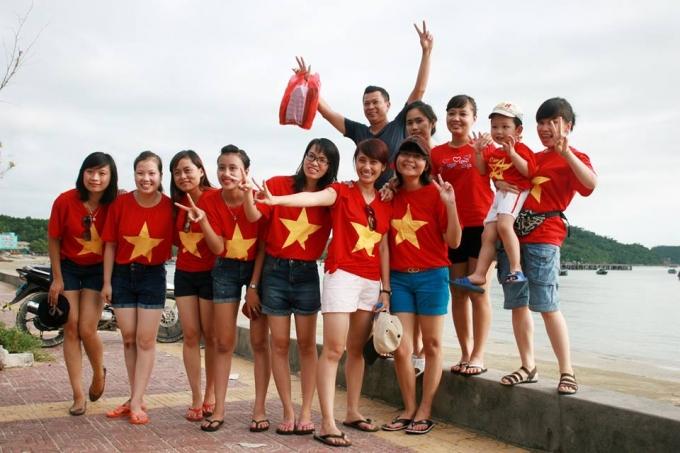 Nhiều du khách lựa chọn các tour du lịch dịp tết Nguyên Đán