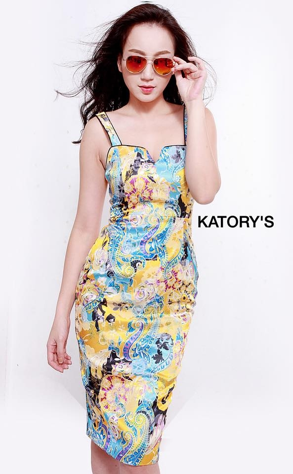 Bên cạnh đó, Kỳ Anh Trang còn là bà chủ một thương hiệu thời trang lớn mang tên Katory's tại Hà Nội.