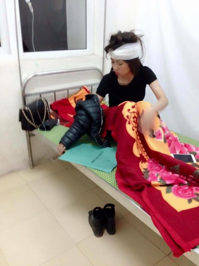 Người quản lí của Linh Miu bị đánh nhập viện (Ảnh Internet)