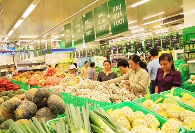 Tết Bính Thân, giá cả nhiều mặt hàng rau, củ, quả tăng vọt (ẢNH INTERNET)