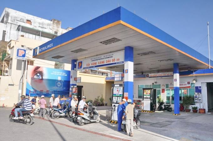 Thanh tra chính phủ phát hiện nhiều sai phạm của Petrolimex (Ảnh Internet).