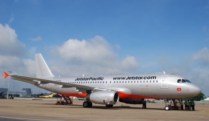 Jetstar Pacific được hai cổ đông lớn là Vietnam Airlines và Qantas (Australia) tiếp tục rót vốn 139 triệu USD (Ảnh minh họa)