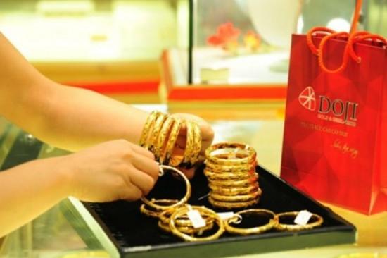 Hôm nay (8/6), giá vàng tiếp tục giảm nhẹ (Ảnh minh họa).