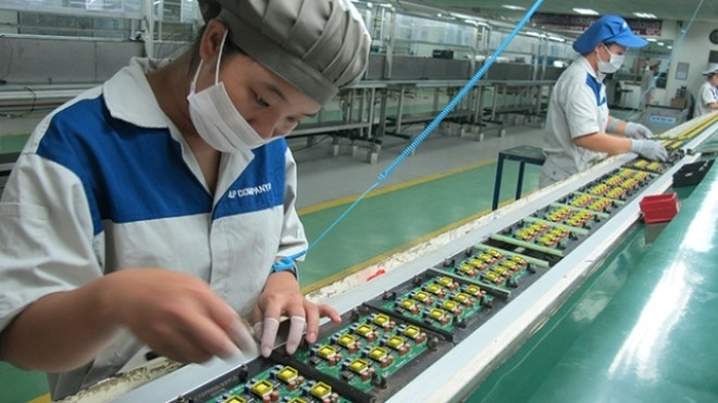 Ngành công nghiệp hỗ trợ tại Việt Nam chưa phát triển tương xứng với tiềm năng vốn có (Ảnh Internet)