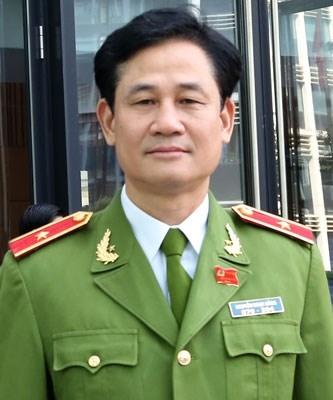 Thiếu tướng Nguyễn Ngọc Bằng.