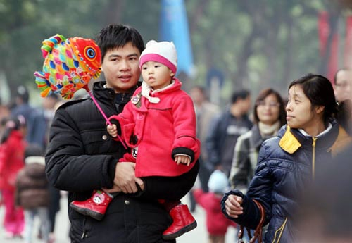 Ngày mai 28/2, Bắc Bộ hửng nắng thích hợp cho người dân đi chơi cuối tuần. (Nguồn: internet)