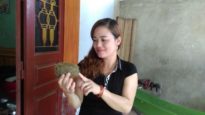 Bản thân gia đình bà Vũ Thị Huê cũng tò mò về