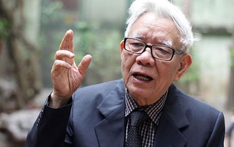 Ông Nguyễn Đình Hương, nguyên Phó Trưởng Ban Tổ chức Trung ương (Ảnh: Infonet)