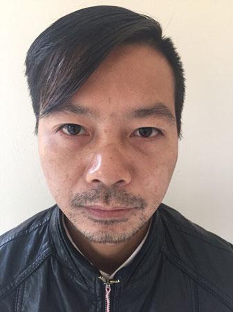 Đối tượng Nguyễn Đình Minh (38 tuổi, trú tại Kinh Môn, tỉnh Hải Dương).