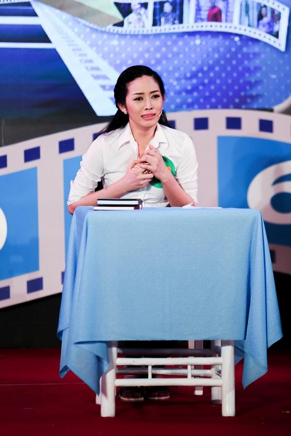 Mai Thanh Hà diễn rất xuất sắc.
