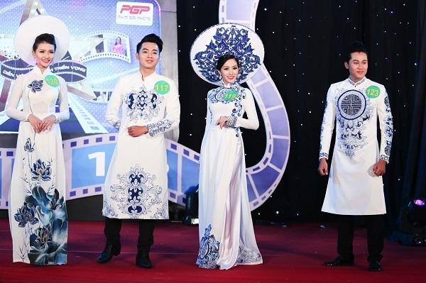 """Mai Thanh Hà """"ngọc nữ mới của làng điện ảnh Việt"""" sở hữu nhan sắc xinh đẹp rạng ngời."""