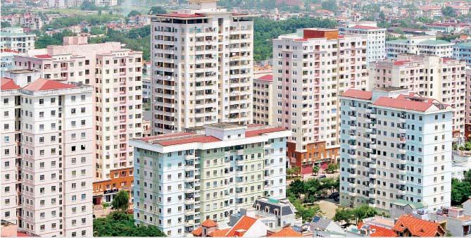 """""""Đãi cát tìm vàng"""" căn hộ chung cư giá rẻ ở Hà Nội"""