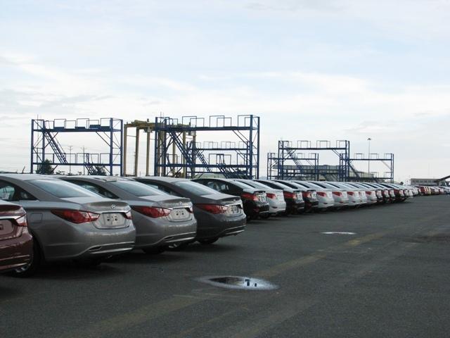 Lượng nhập giảm, giá xe tăng trong tháng 4 được xác định do các địa phương