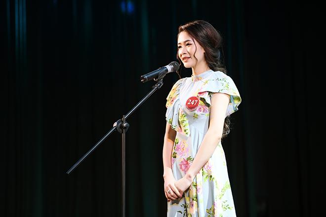 Người đẹp 2 con Kiều Anh giấu chồng đi thi Người mẫu Quý bà Việt Nam 2018