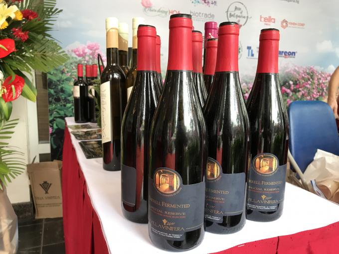 Một trong các dòng rượu vang độc đáo nhất từ giống nho bản địa Mavrud.