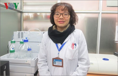 Nhà khoa học Trần Phương Thảo
