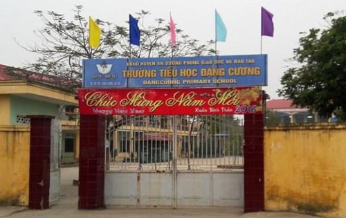 Trường TH Đặng Cương (Hải Phòng)