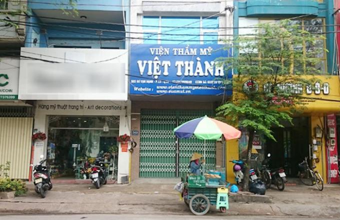 Thẩm mỹ viện Việt Thành