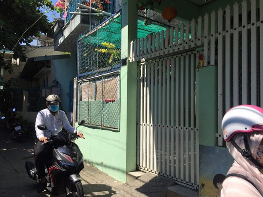 Cơ sở Mẹ Mười hiện đã bị đóng cửa, tháo bảng hiệu nhóm lớp