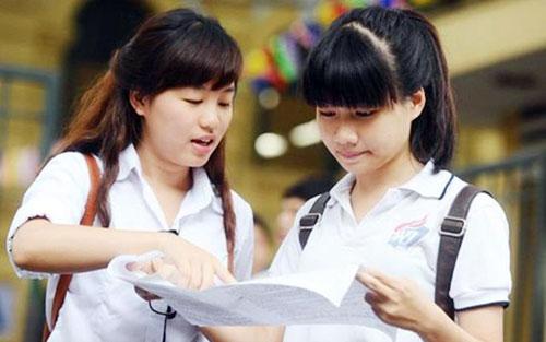 Thí sinh thi vào lớp 10 tại Hà Nội chú ý những vật dụng được và không được mang vào phòng thi. Ảnh minh họa