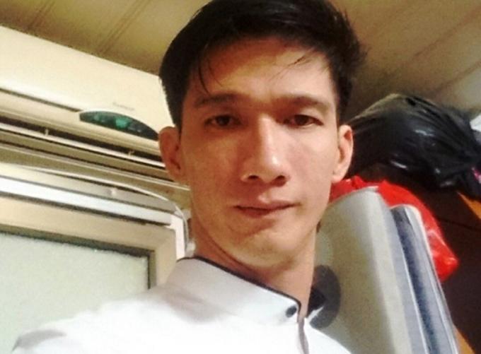 Đối tượng Nguyễn Quốc Cường.