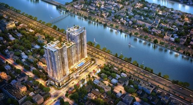 Dự án căn hộViva Riverside.