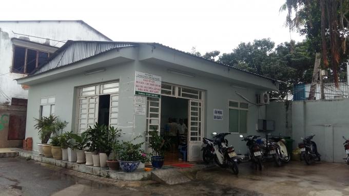Chủ đầu tư bán nhà sinh hoạt cộng đồng, khiến BQT phải ở tạm nhà khác.