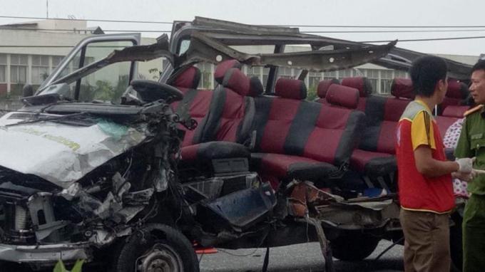 Chủ tịch Ủy ban An toàn giao thông Quốc gia đã có công điện về khắc phục hậu quả vụ tai nạn giao thông đặc biệt nghiêm trọng tại Tây Ninh.
