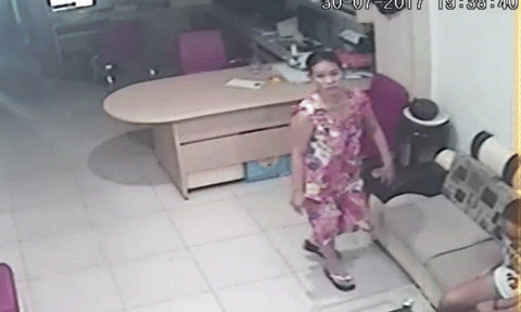 Nữ giúp việc trộm tài sản còn nhắn tin báo cho chủ nhà. ảnh minh họa.