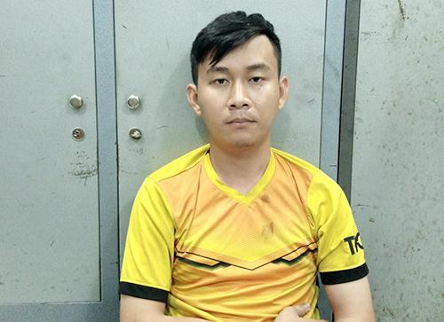 Chân dung đối tượng Trương Hoàng Trưởng.