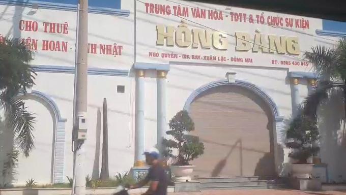 Nhà hàng Hồng Bàng