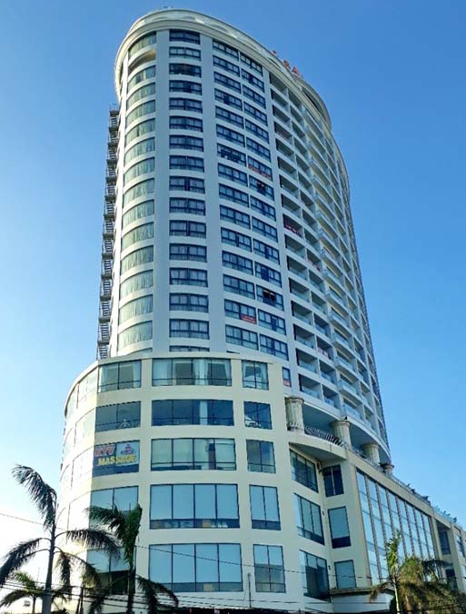 Khách sạn Bavico Nha Trang - nơi có đường dây mại dâm cao cấp.