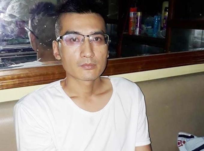 Đối tượngZeng Jun ( Ảnh: Công an cung cấp).