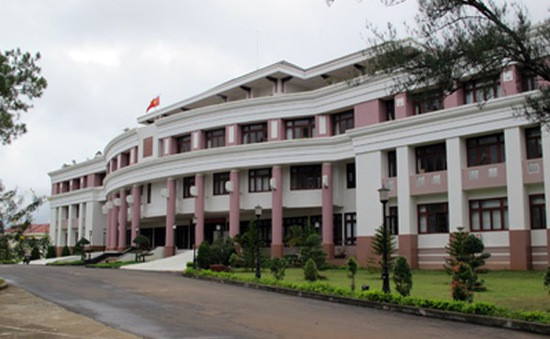 Tỉnh ủy tỉnh Đắk Nông, nơi ông Quang từng công tác.