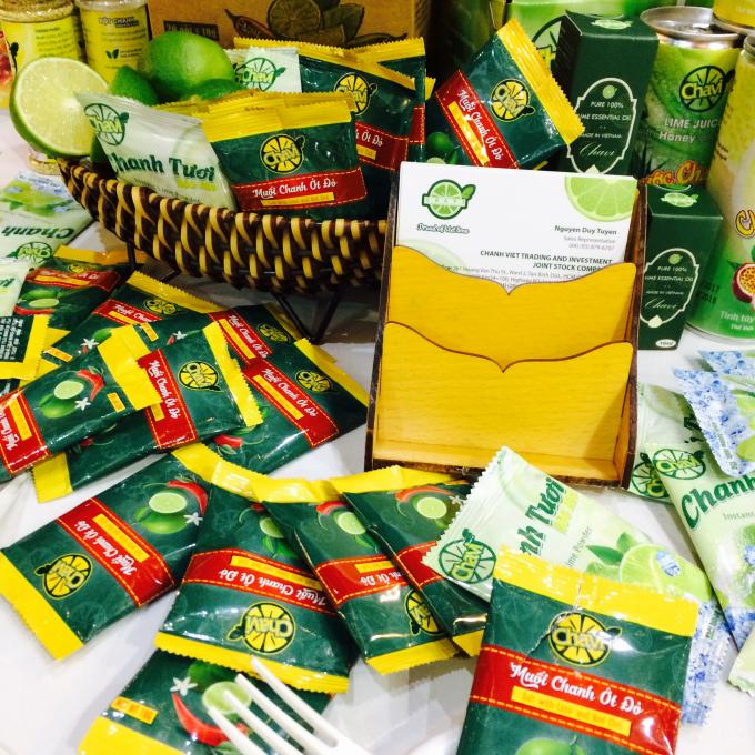 Sản phẩm mang thương hiệu Việt Nam
